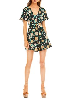 ASTR the Label Morgan Floral Dress