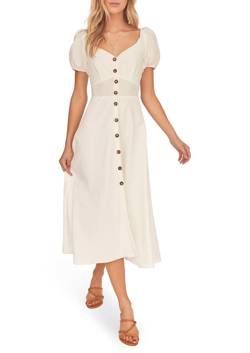 ASTR the Label Pippa Midi Dress
