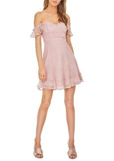 ASTR the Label Poppy Off the Shoulder Dress