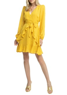 ASTR the Label Ruffle Front Dress