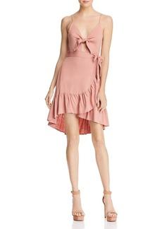 ASTR the Label Sandy Tie Detail Dress