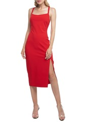 ASTR the Label Strappy Back Sheath Dress