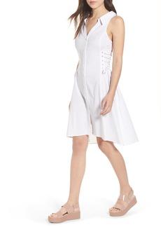 ASTR the Label Sydney Lace Side Dress