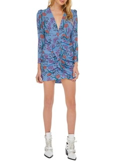 ASTR the Label Vignette Floral Print Dress