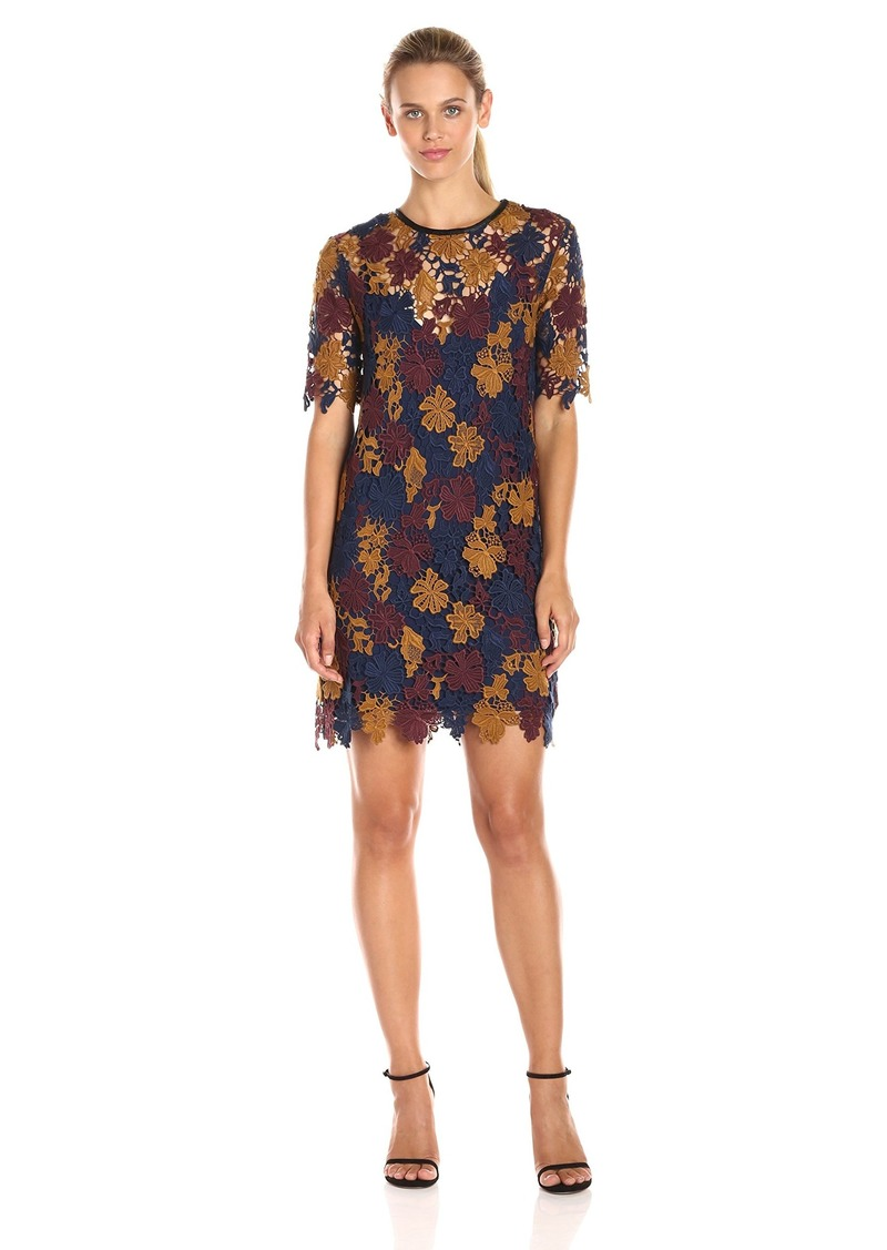 The Label Womens Charlotte Lace Dress