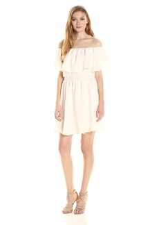 ASTR the label Women's Chloe Off The Shoulder Dress