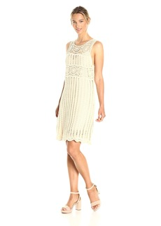ASTR the label Women's Maya Crochet Dress