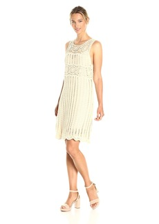 ASTR the label Women's Maya Crochet Dress