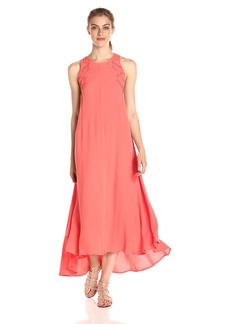 ASTR the label Women's Victoria Strappy Maxi Dress