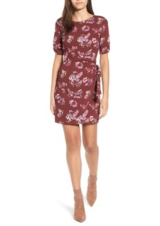 ASTR the Label Wrap Front Dress