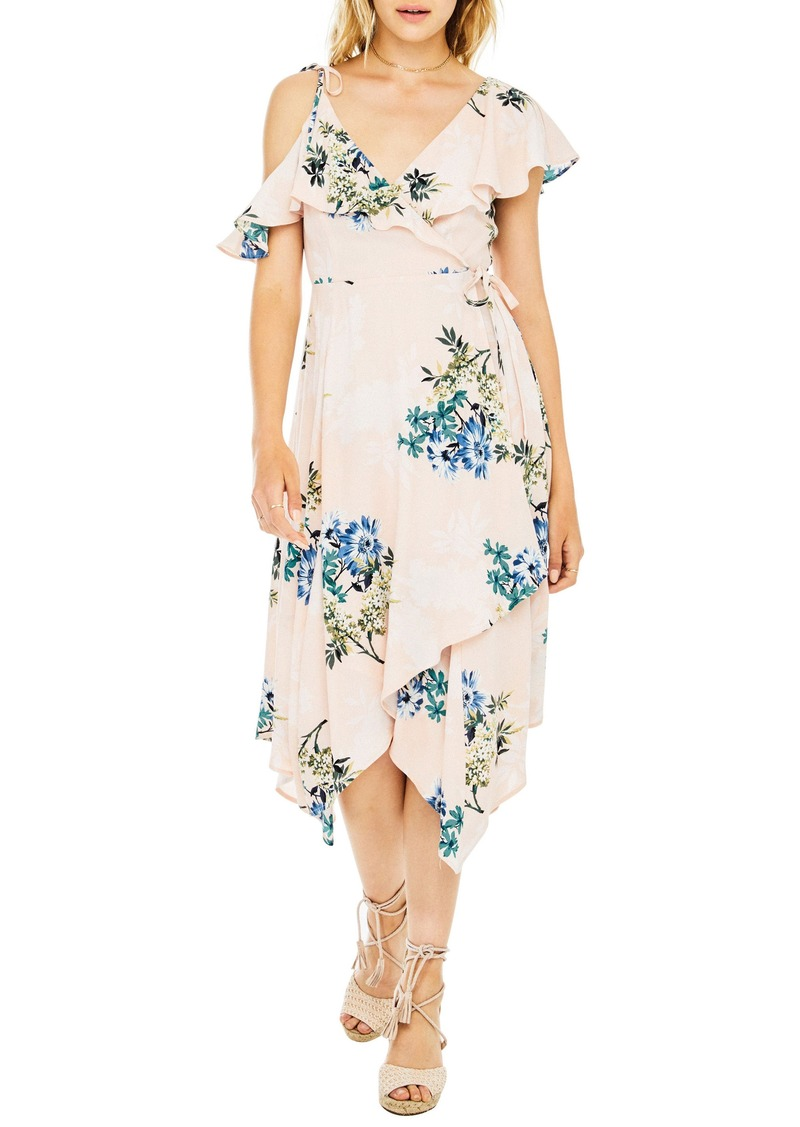 ASTR the Label Yessenia Wrap Dress
