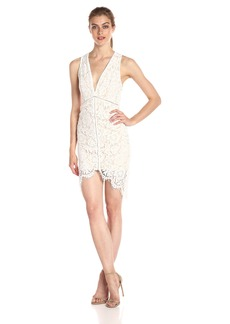 ASTR Women's Caroline Lace Dress