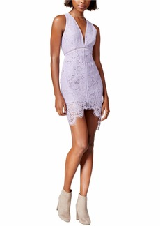 ASTR Women's Caroline Lace Dress