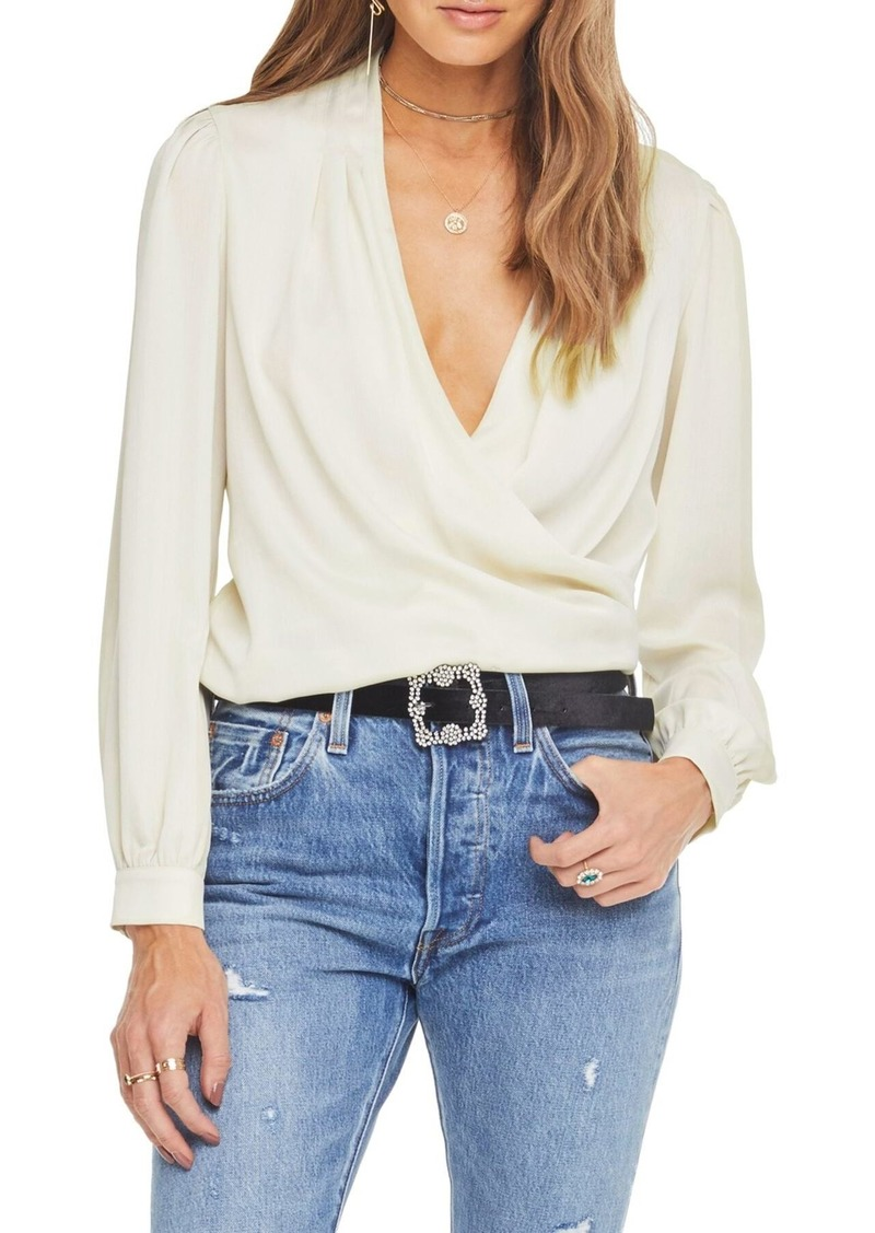 ASTR Janice Crossover Front Top