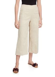 ASTR Toni Wide Leg Cropped Pants