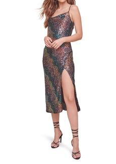 Women's Astr The Label Magic Moment Sequin Dress