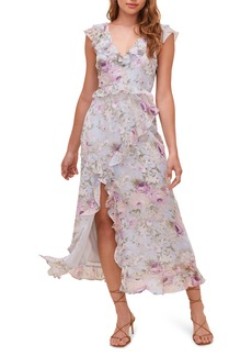 Women's Astr The Label Tempest Floral Midi Dress