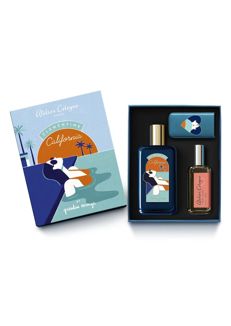 Atelier Cologne Clémentine California & Pomélo Paradis Set (USD $220 Value)
