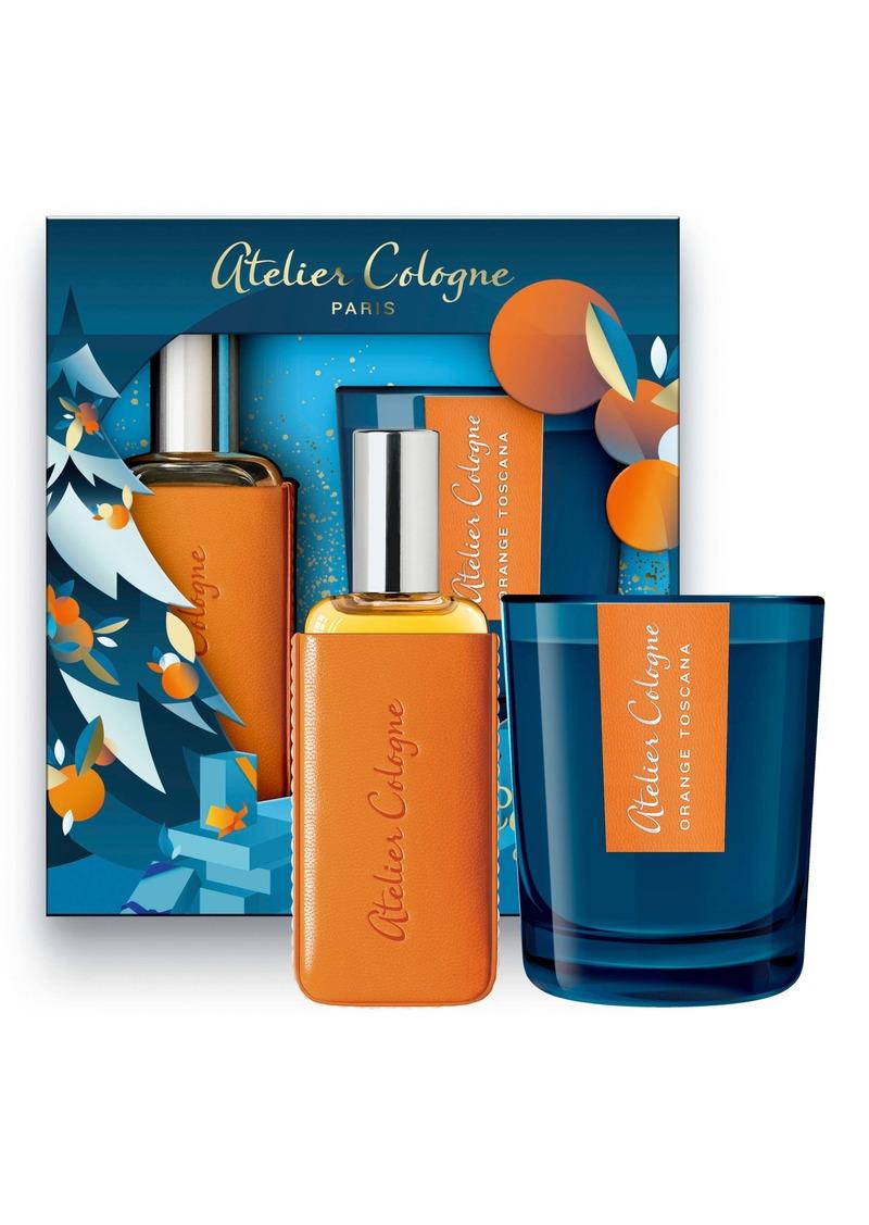 Atelier Cologne Orange Sanguine Cologne Absolue & Candle (USD $101 Value)