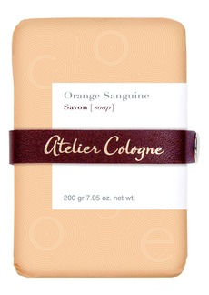 Atelier Cologne Orange Sanguine Soap