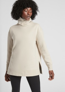 Athleta 24/7 Funnel Neck Sweatshirt