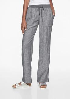 Athleta Bali Linen Trouser
