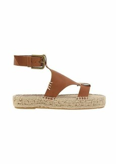 Banded Shield Open Toe sandal by Soludos®