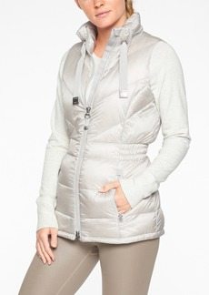 Athleta Banner Peak Down Vest