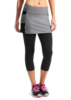 Athleta Be Free 2 in 1 Capri