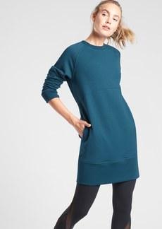 Athleta Bounce Back Sweatshirt Dress