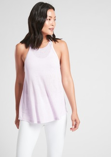 Athleta Breezy High Neck Tank