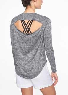 Athleta Breezy Long Sleeve