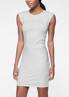 Athleta Carefree Tee Dress Stripe