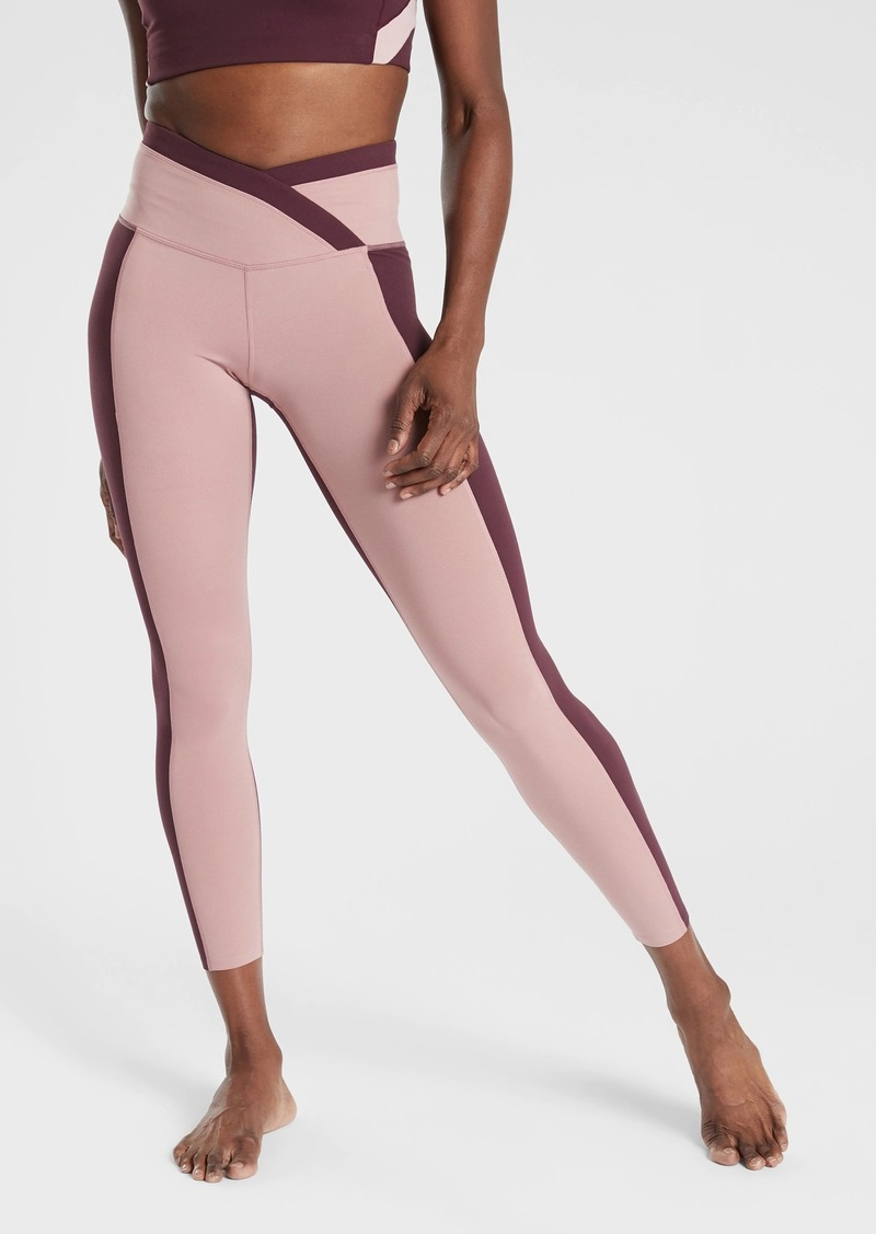 Athleta Chroma 7/8 Tight in Powervita&#153