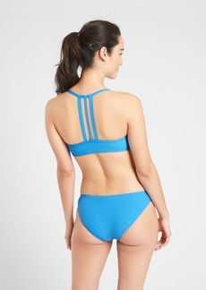 Athleta Cloudbreak Rib Strappy Bikini Top