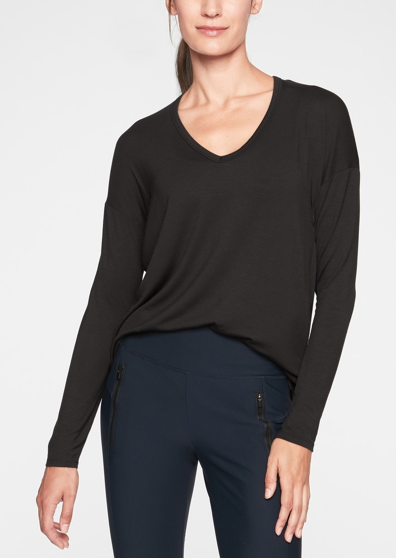 Athleta Cloudlight Relaxed Top
