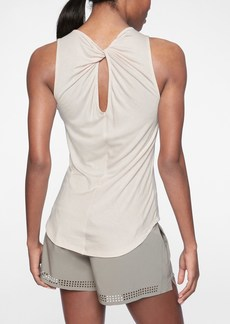 Athleta Cloudlight Twist Back Tank