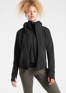 Athleta Cold Front Hybrid Jacket