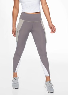 Athleta Colorblock All in 7/8 Tight