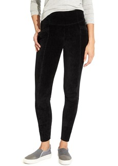 Athleta Cord High Waisted Metro Legging