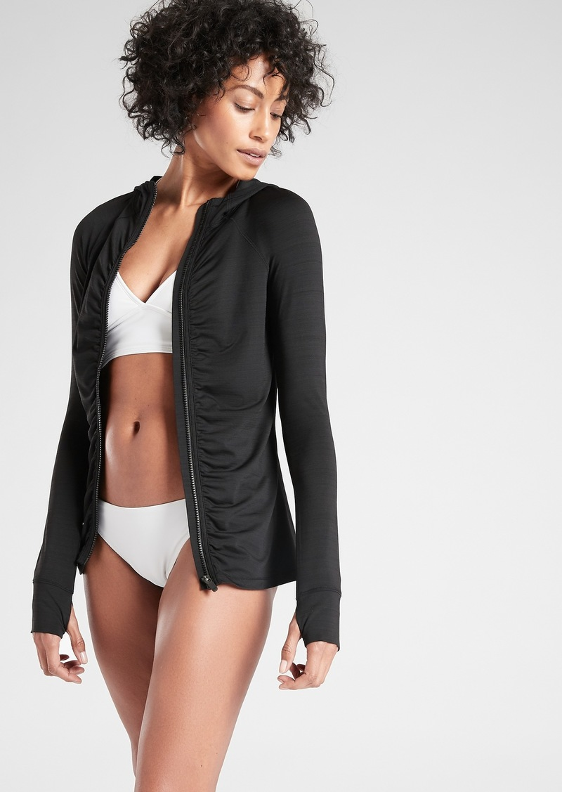 Athleta Crosscurrent UPF Jacket