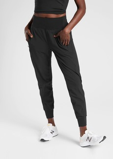 Athleta Distance Jogger in Dobby