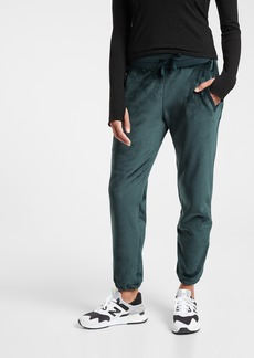 Athleta Double Cozy Karma Recover Jogger