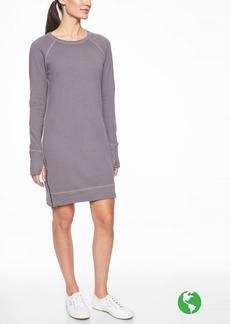 Athleta Eco Wash Side Zip Dress