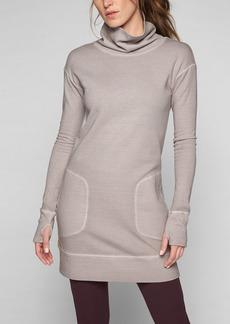 Athleta Eco Wash Turtleneck Sweatshirt Dress