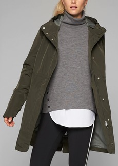 Athleta Elemental Rain Jacket