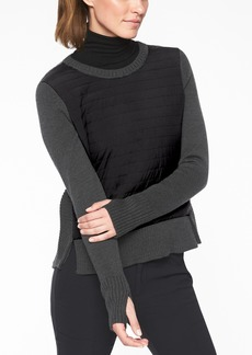 Athleta Empire Falls Sweater