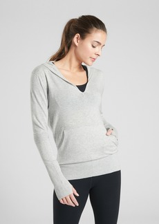 Athleta Enlighten Sweater Hoodie