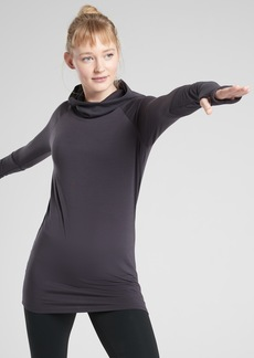 Athleta Essence Hooded Tunic