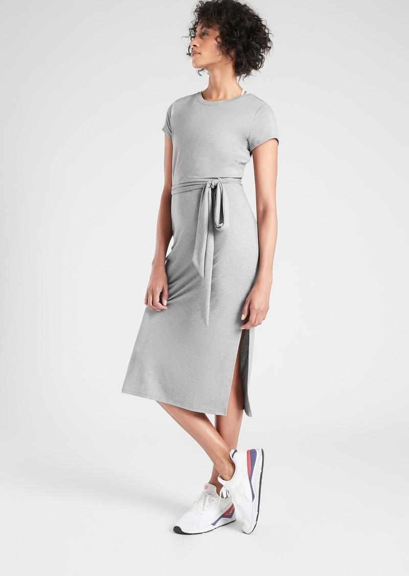 Athleta Essence Keyhole Dress